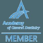 Member of American Academy of General Dentistry